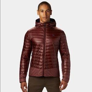 Mountain Hardware Men's Light Weight Hoodie Jacket